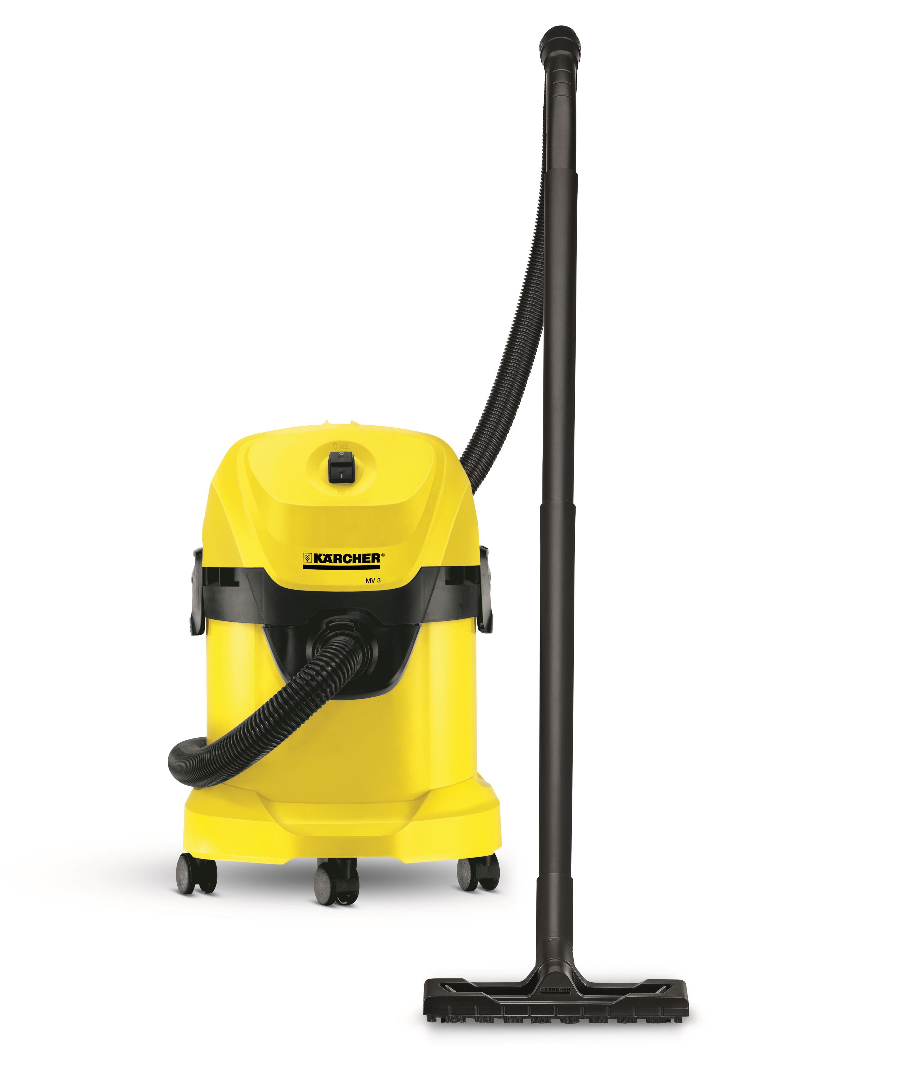 מדהים שואב אבק יבש\רטוב KARCHER WD3 | שואבי אבק ביתיים | מוצרי חשמל | קורצקי HS-95